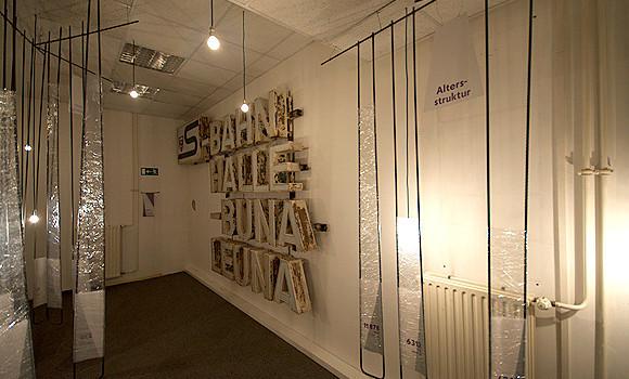 Ausflug zur Ausstellung 50 Jahre Halle-Neustadt