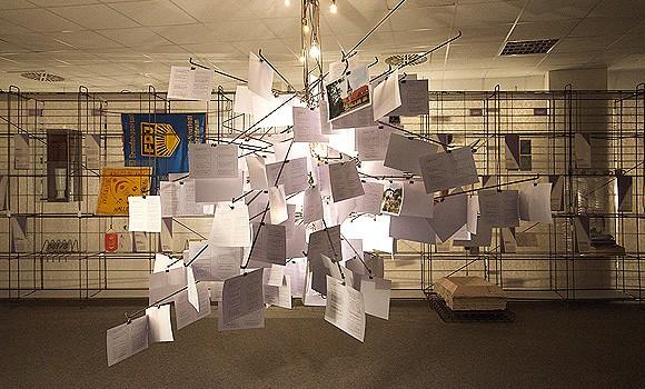 Ausflug zur Ausstellung 50 Jahre Halle-Neustadt enders Marketing