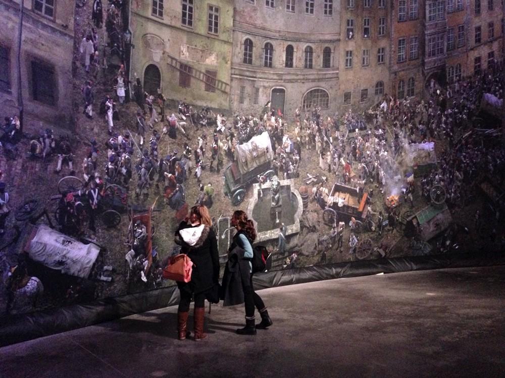 Leipzig nach der Völkerschlacht