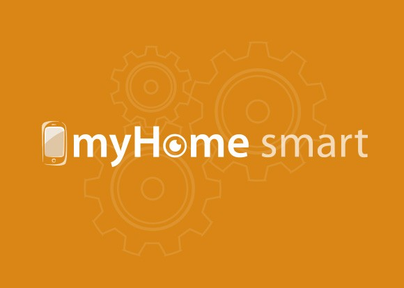 myHome smart Logo enders Marketing
