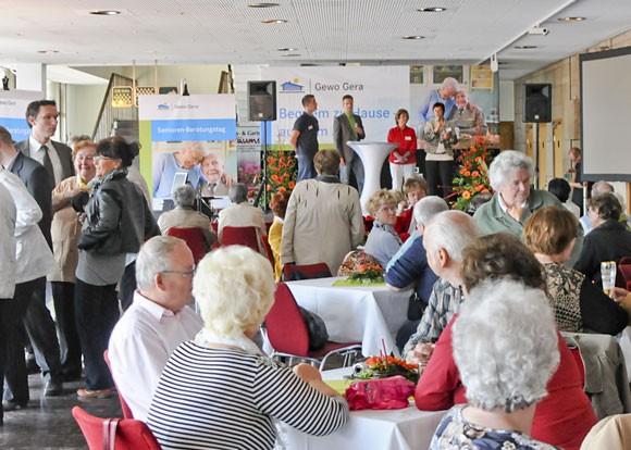 Idee und Support für den Seniorenberatungstag in Gera