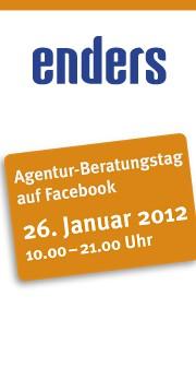 Agentur-Beratungstag auf Facebook